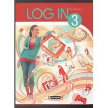 Livro Log In 3 Richmond Publishing F2