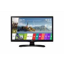 Lg Smart Tv Monitor Lcd Led 24  24mt49s-ps - Wi-fi Integrado