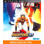The King Of Fighters 97 Psn - Game Ps3 - Loja Oficial