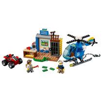Lego 10751 - Lego Juniors - Perseguição Policial Na Montanha