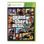 Grand Theft Auto V Standard Edition Físico Xbox 360 Rockstar Games Original