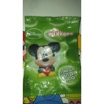Mega Disney Gogos Wikkeez Mickey Importado Lacrado Novo