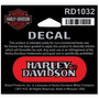 Adesivo Harley-davidson (rd1032)