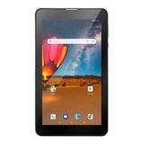 Tablet Multilaser M7 3g Plus Nb30 7  16gb Preto Com Memória Ram 1gb