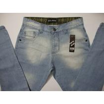 Calça Jeans Masculina Quiksilver Element Cavalera