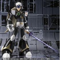 Boneco Black Zero Mega Man X Rockman Original Bandai D-arts
