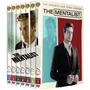 Box The Mentalist 1ª A 7ª Temporada Dublado - 34 Discos Original