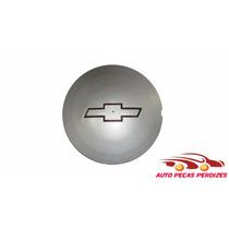 4 Jogo De Calotas De Centro Monza Paralelo Com Logo Gm