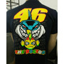 Camiseta Powered Valentino Rossi 46 The Doctor - Lançamento