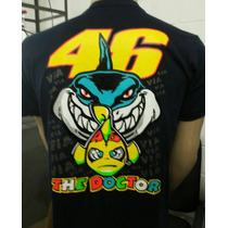 Camiseta Powered Valentino Rossi 46 The Doctor - Lançamento