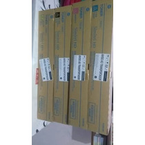Tn321 Kit Toner Konica C224 284 364 C/ 04 Cores Original