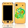Capa Adesivo Skin370 Samsung Galaxy S Gt-i9000b + Kit Tela