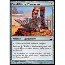X4 Sandálias De Pena-veloz / Fleetfeather Sandals