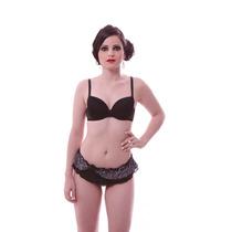 Conjunto De Renda Lingerie Sexy Corset Espartilho Baby Doll