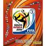 Álbum De Figurinhas Da Copa Do Mundo De 2010