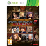 Jogo-Dead-Or-Alive-5-Ultimate---Xbox-360-Original