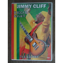 Jimmy Cliff - The History - Dvd Show - 22 Músicas