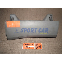 Porta Luvas Toyota Corolla 2003 Cinza #274 - Sport Car