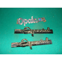 Emblema Original Paralama Opala 69 A 74 Usado