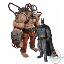 Batman Vs Bane - Arkham Asylum City - Dc Comics - P Entrega