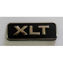 Emblema Xlt Ford Ecosport