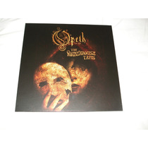 Opeth - The Roundhouse Tapes - Box 3 Lps - Lacrado