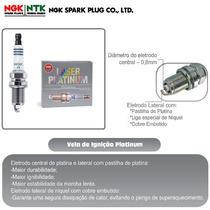Vela De Ignição Ngk Laser Platinum Plzkar6a-11