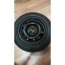 Roda Ford Ka Fiesta 4x108 Com Pneu Pirelli H
