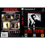 Game Max Payne Ps2 Original Lacrado