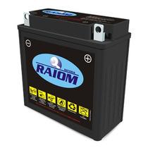 Bateria Moto Raiom Rt5,5l-bs