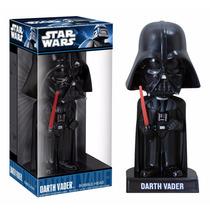 Boneco Funko Star Wars Darth Vader Bobble Head Wacky Wobbler