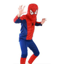 Fantasia Infantil Cosplay Homem-aranha E Batman P, M, G