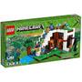 Lego Minecraft Construa E Defenda A Base Da Cachoeira 21134