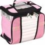 Bolsa Térmica Ice Cooler Mor - Capacidade 7,5 Litros - Rosa