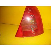 Lanterna Tras.renault Clio/99/02/hetch//l/direito/s/casal/or