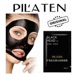 Mascara Preta Tira Cravos Pilaten Sachê 6g - 1 Unidade