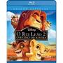 Blu-ray O Rei Leão 2 - O Reino De Simba