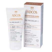 Filtro Solar 60 Sc 50g Adcos