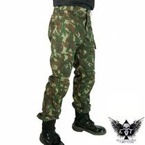 Calça Camuflada Padrão Exército Brasileiro