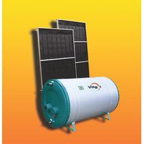 Aquecedor Solar 200litros Desnível + 01 Coletores 2.00x1.00v
