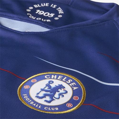 f19a9fff2f Camisa Chelsea 2019 Oficial - Hazard Pronta Entrega. Preço  R  129 Veja  MercadoLibre