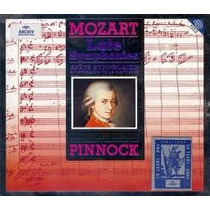 Cd Mozart - The Late Symphonies 04 Cd´s Importados Alemanha
