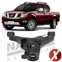 Bandeja De Suspensao Inferior Esquerda Nissan Frontier 2012
