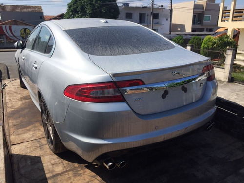 SUCATA - JAGUAR XF 2010/2011 5.0 V8 SUPERCHARGED