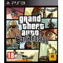 Gta San Andreas + Gta Vice City + Gta Iii - 3 Jogos - Ps3