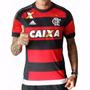 Camisa Flamengo Jogo E Treino 2015 2016 Frete Grátis