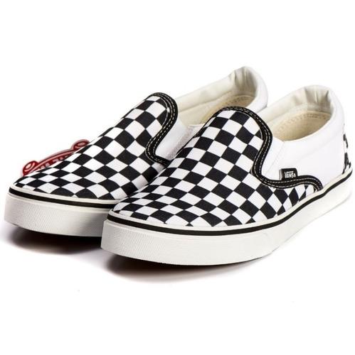 Tênis Vans Slip On Checkerboard Xadrez + Frete Gratis - R  159 en ... 4ec9642eeae