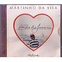 Cd Martinho Da Vila - Ao Rio De Janeiro (usado/otimo)