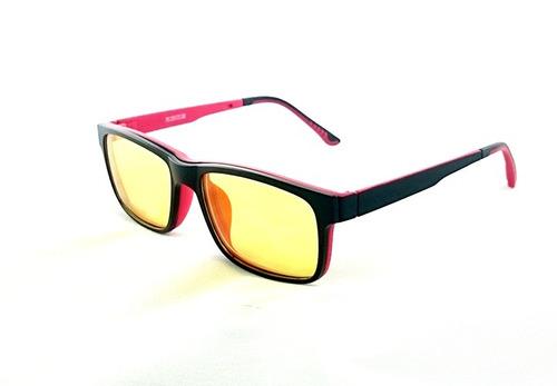 94bed60f4ff58 Armação Oculos Grau Com 2 Clip On Ts618 C3 Preto Polarizado R 99.9 ...