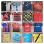 10 Camisetas Time De Futebol - Nacionais / Europeus